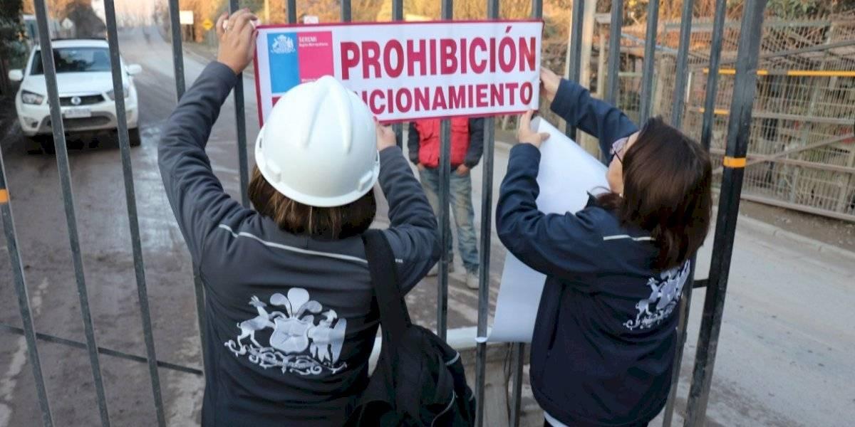 Alerta ambiental en San Bernardo: prohíben el funcionamiento del ex vertedero Lepanto tras denuncias de vecinos