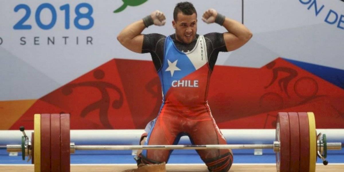 El Team Chile sufre por la baja de Arley Méndez de los Juegos Panamericanos