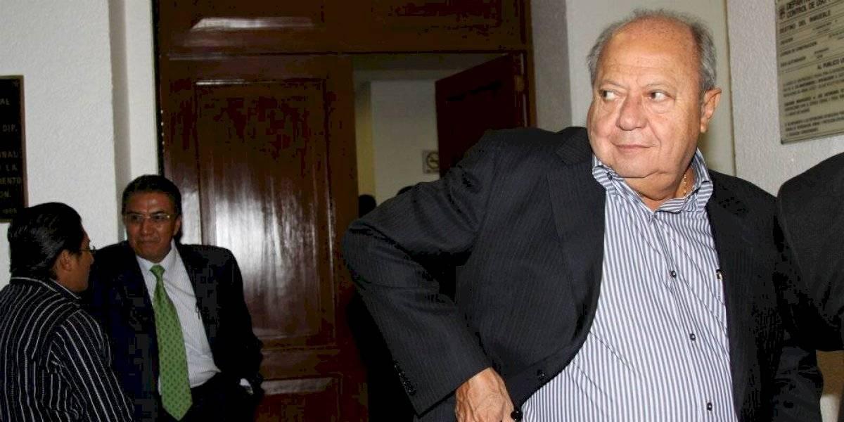 Carlos Romero Deschamps sería detenido si no comparece ante juez