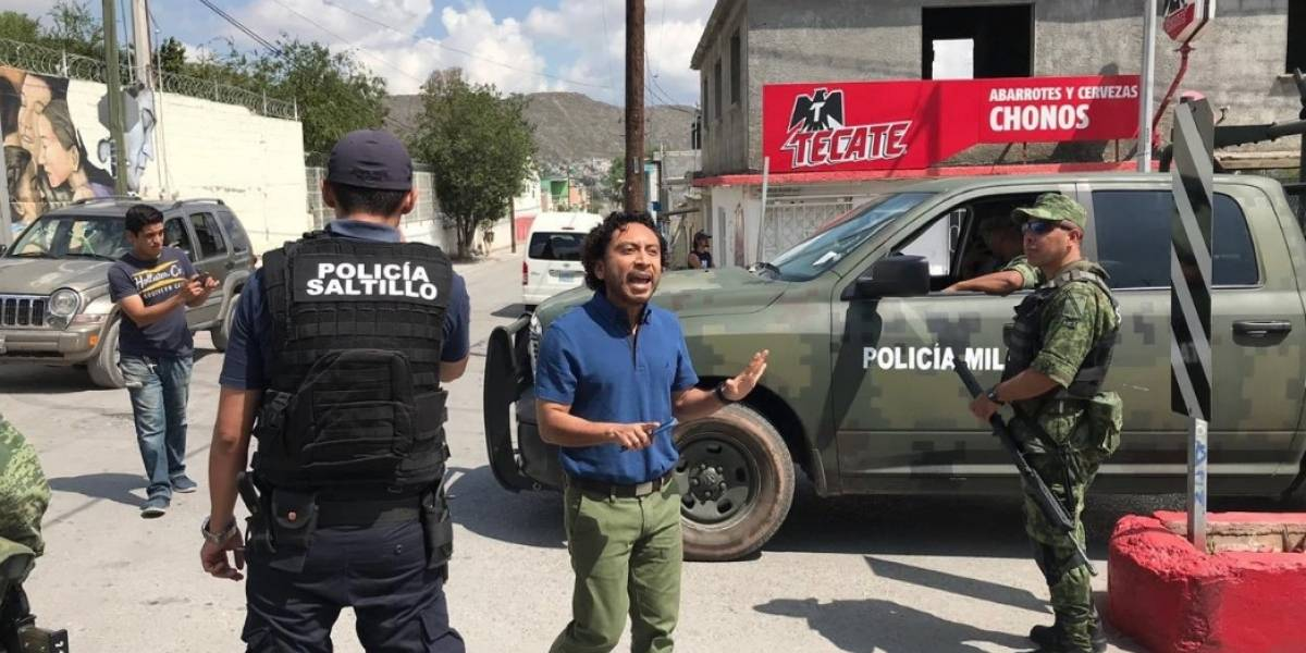 Casa del Migrante de Saltillo denuncia acoso de la Guardia Nacional