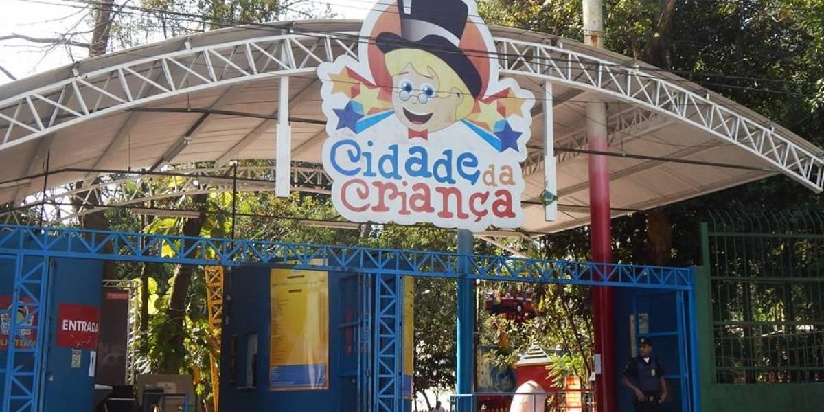 Mulher morre após cair de brinquedo na Cidade da Criança, em São Bernardo