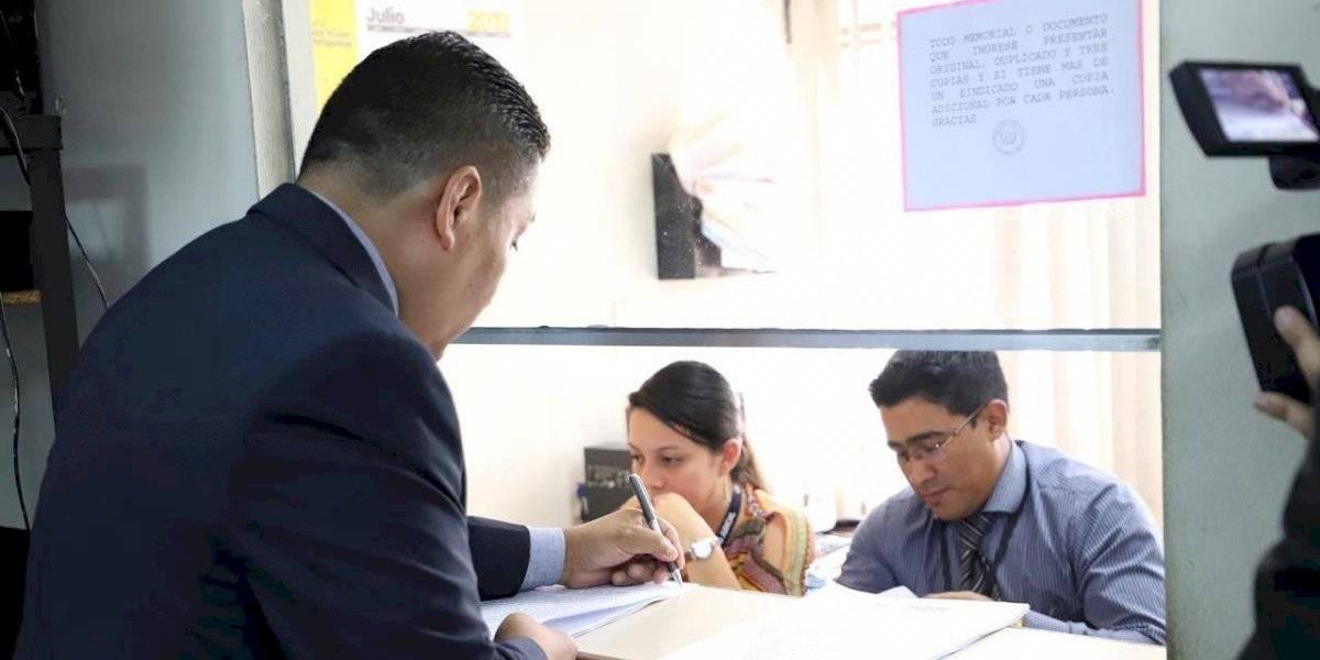 Directiva del Congreso denuncia a magistrados de CC por reformas a la Ley de Reconciliación