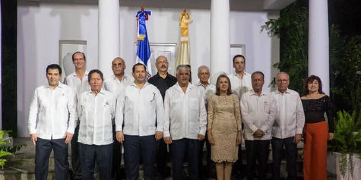 #TeVimosEn: Presentan nueva directiva del Cuerpo Consular acreditado en el país