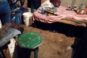 daños por lluvias en San Marcos y Retalhuleu