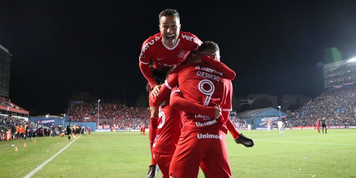 Inter saca ventaja en la Copa Libertadores y venció a domicilio a Nacional
