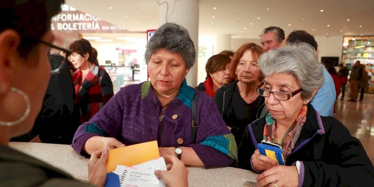 """Programa""""Al Teatro"""" lanza taller gratuito para personas mayores"""