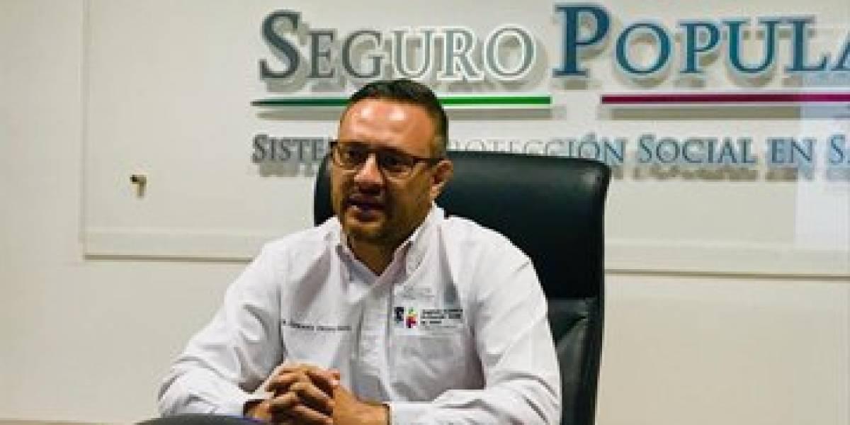 Perfil de Germán Ortega Silva, titular del Seguro Popular en Michoacán