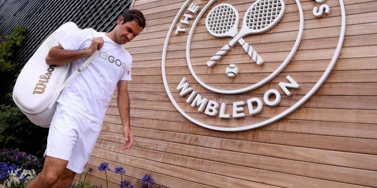 La histórica visita de Roger Federer a Chile lo trae con otra figura mundial del tenis