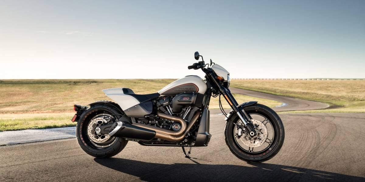 La revolucionaria FXDR 114 de Harley Davidson ya está en Santiago