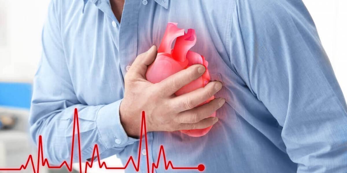 Ciencia: Los humanos son susceptibles a ataques cardíacos gracias a la mutación genética