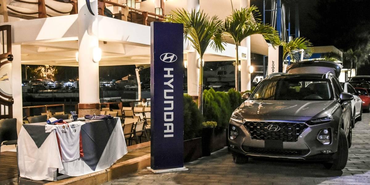 """Hyundai estuvo presente en el torneo anual de pesca menor """"Salinas Yacht Club"""""""