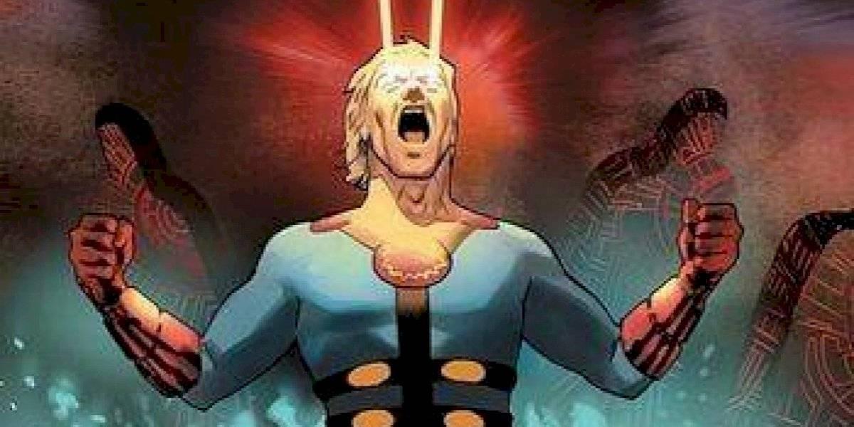 Marvel incorpora a su primer héroe sordomudo