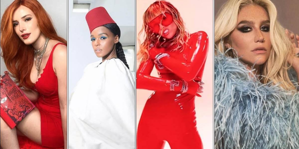 6 famosos que se han declarado pansexuales, ¿qué significa?