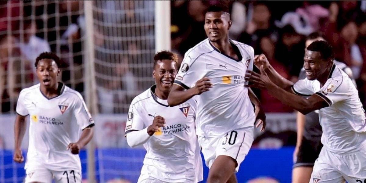 Liga de Quito quiere aplazar duelo ante Barcelona SC por Copa Libertadores