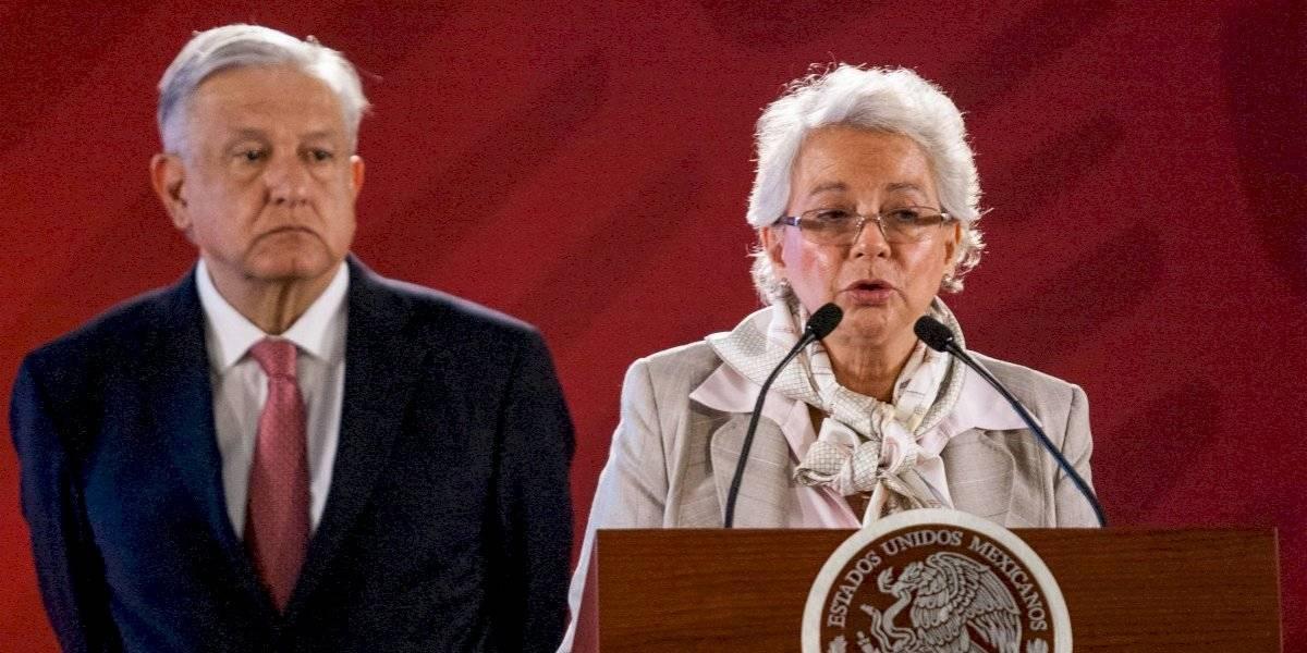 AMLO habla sobre 'renuncia' de Olga Sánchez Cordero