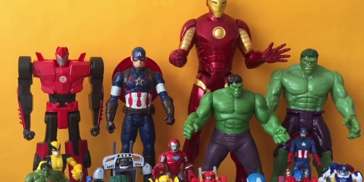 Hasbro: La compañía que se salvó gracias a Avengers