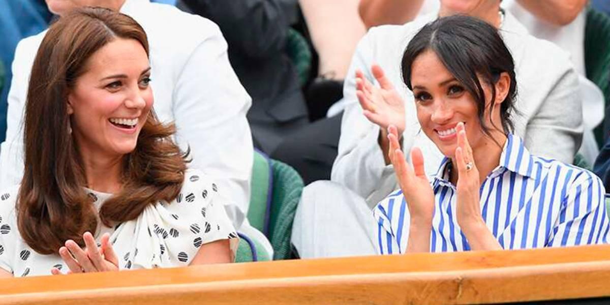 Escritora revela cómo es la relación de Meghan Markle y Kate Middleton tras el nacimiento de Archie