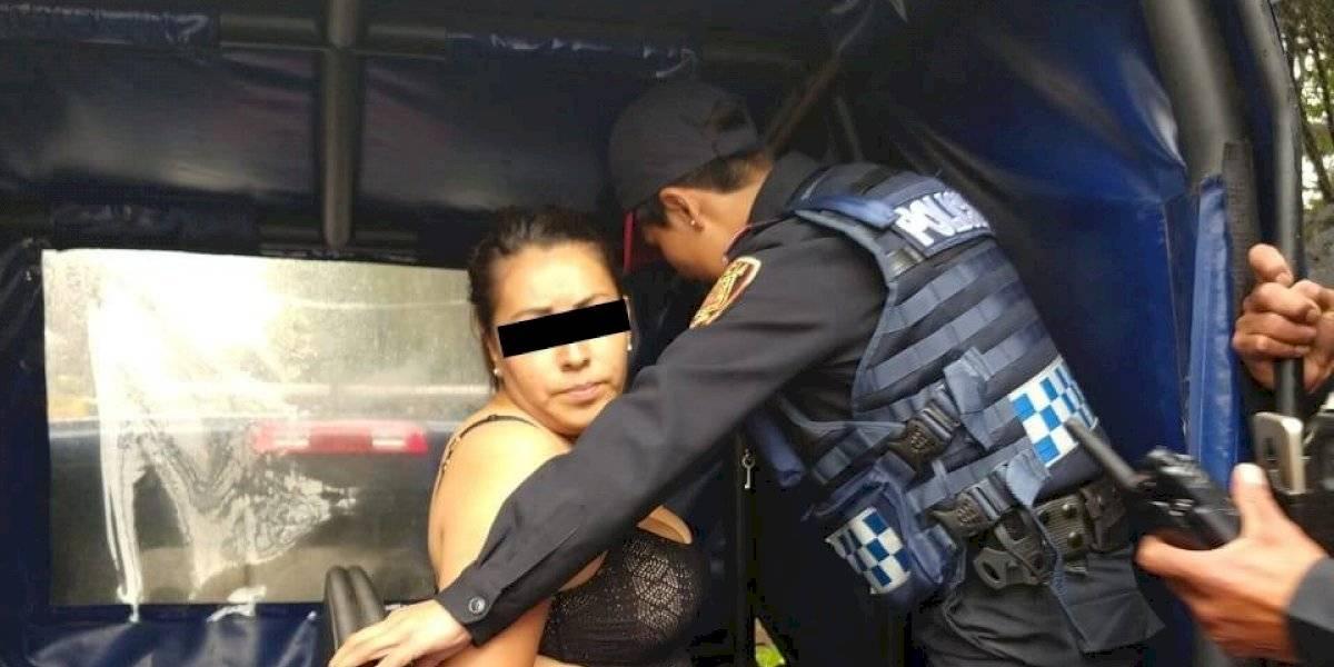 """Trasladan a Esperanza """"N"""" a penal de alta seguridad en Morelos"""