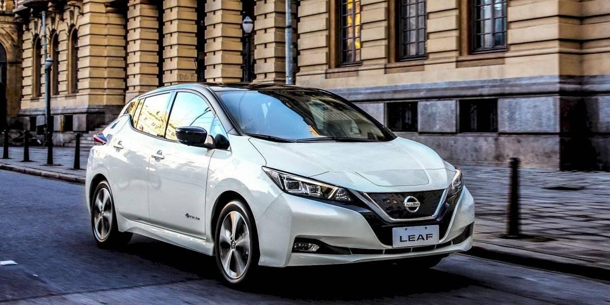 Nissan suma un nuevo premio por su eficiencia ambiental con el Leaf