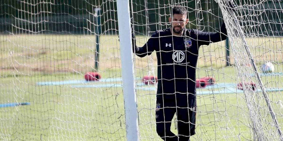 Agustín Orión llegó a acuerdo y se va de Colo Colo