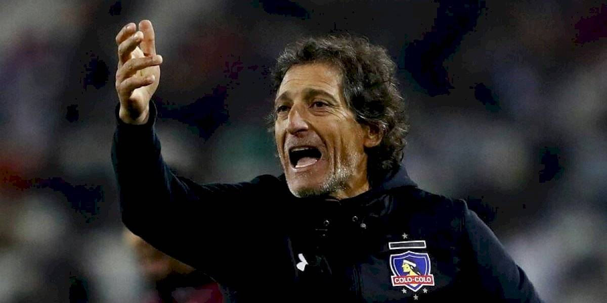 Blanco y Negro cierra el plantel de Colo Colo y genera la molestia en Mario Salas
