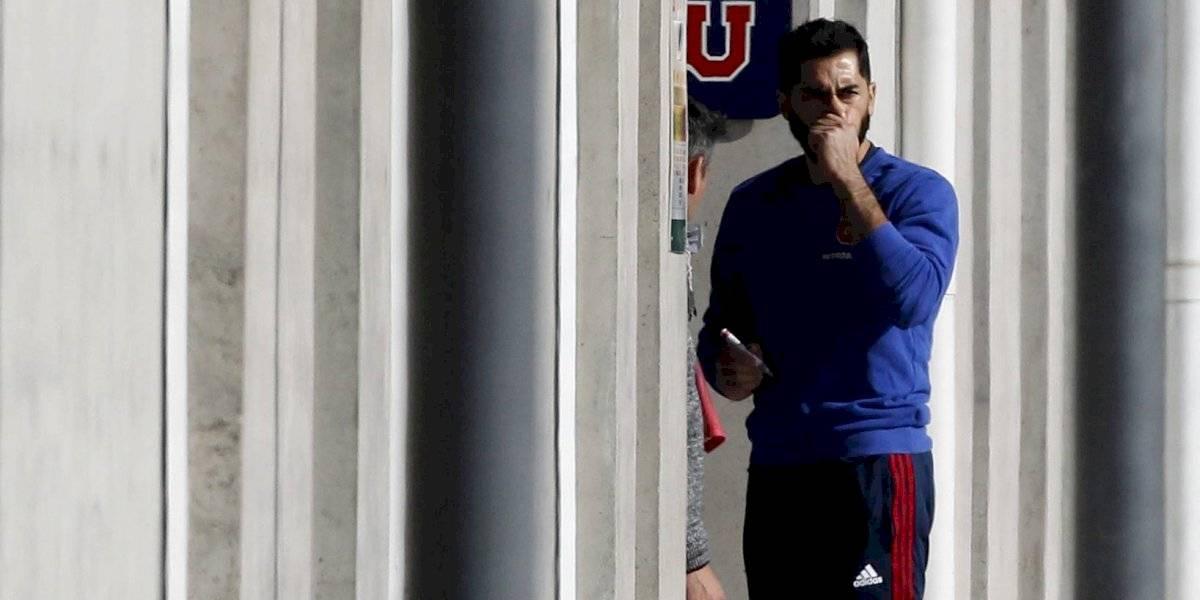 """Herrera pide el regreso de David Pizarro a la U y no quiere un DT extranjero: """"Si pasa eso, lo más probable es que descendamos"""""""