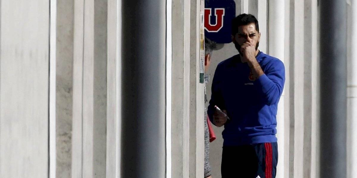 Johnny Herrera tendrá su esperado cara a cara con Alfredo Arias y la dirigencia de la U