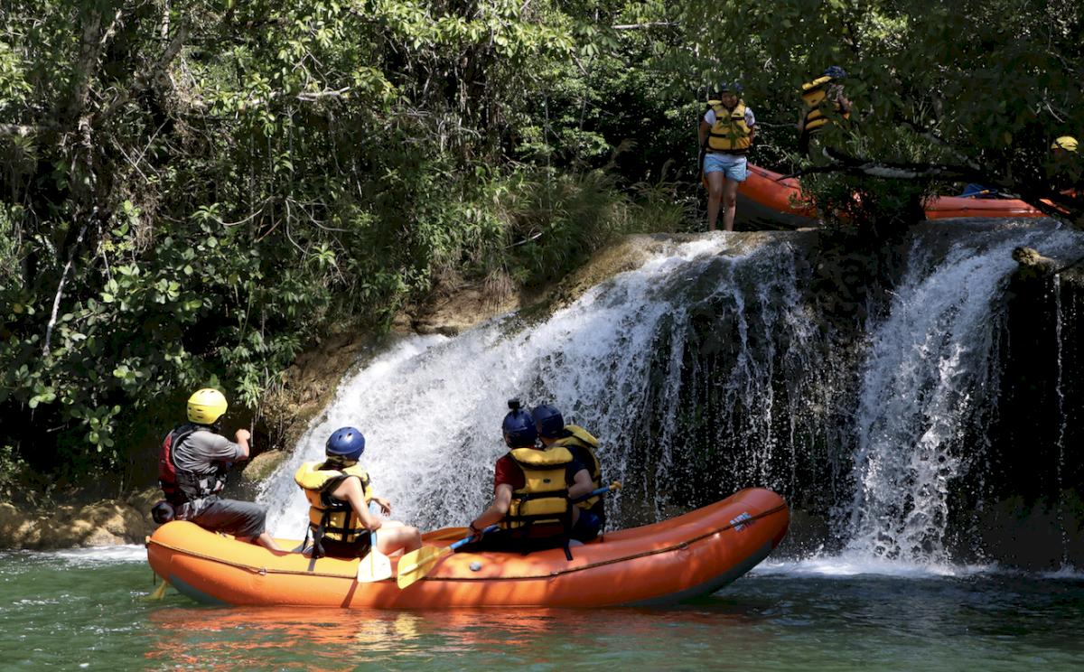 Así es el rafting en la Selva Lacandona, cuánto cuesta y lo que necesitas saber
