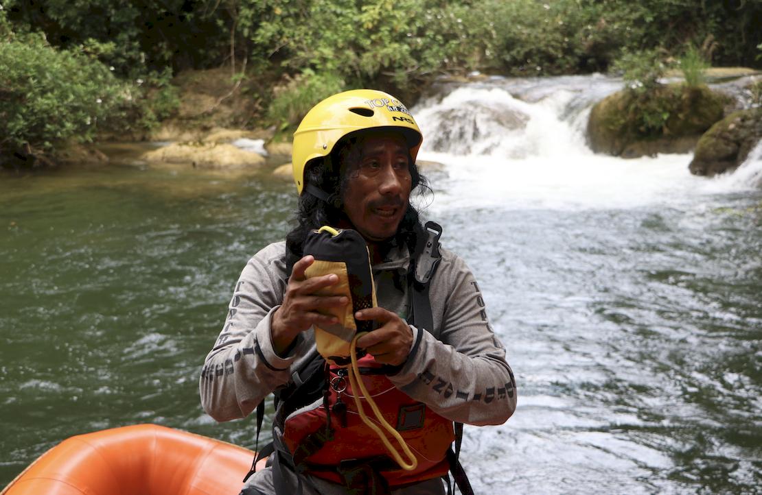 Cuánto cuesta hacer rafting en la Selva Lacandona