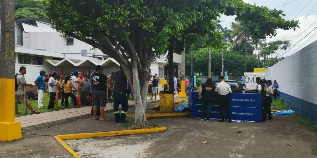 Dos hombres mueren intoxicados en un camión cisterna