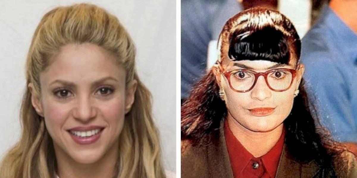 "Revelan la razón por la que Shakira no apareció en ""Yo soy Betty, la fea"""