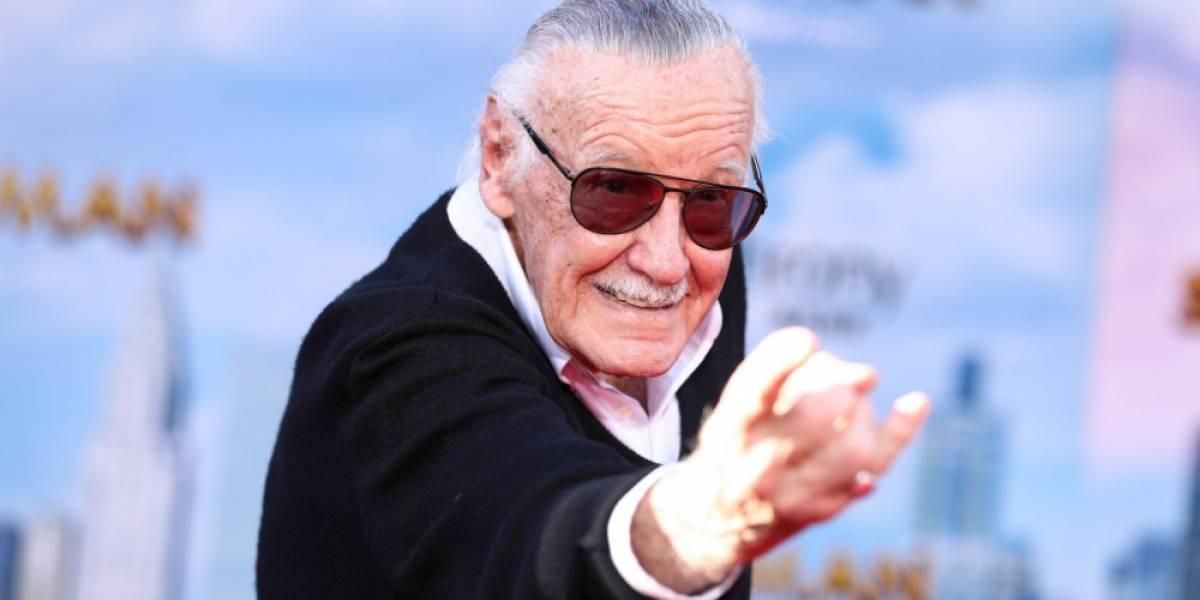 ¡Excelsior! Stan Lee tendrá una calle con su nombre en Nueva York
