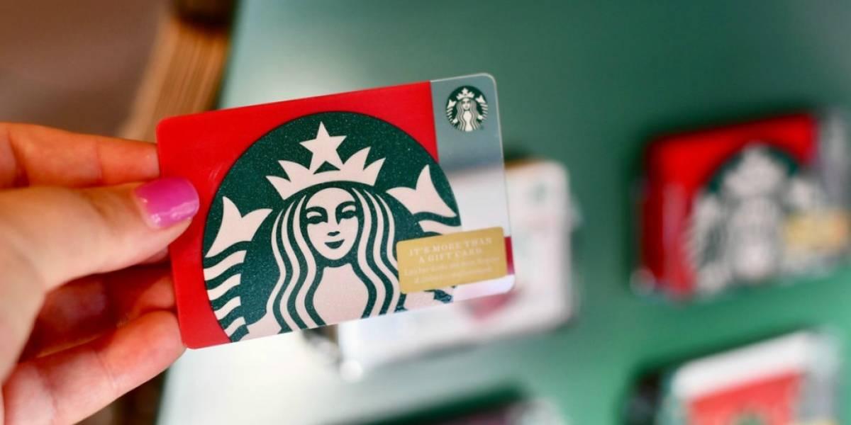Google está comprando tus datos biométricos con una giftcard de Starbucks