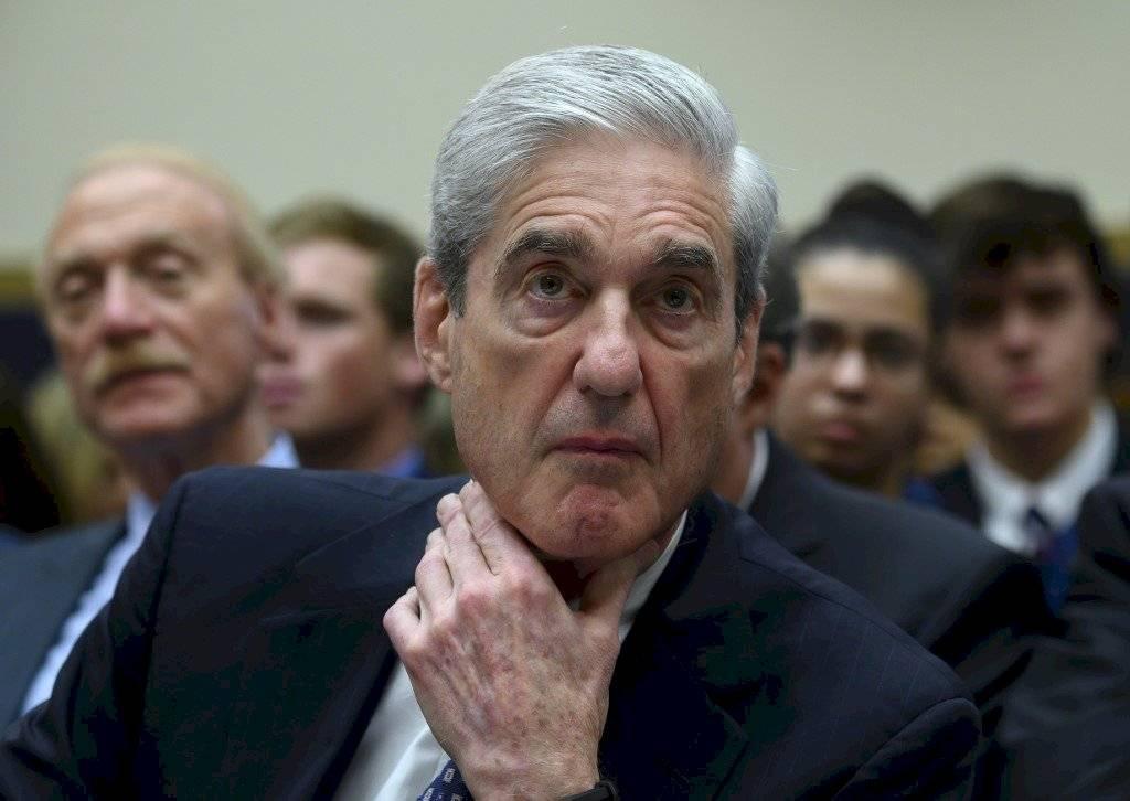 Robert Mueller en el Congreso de Estados Unidos