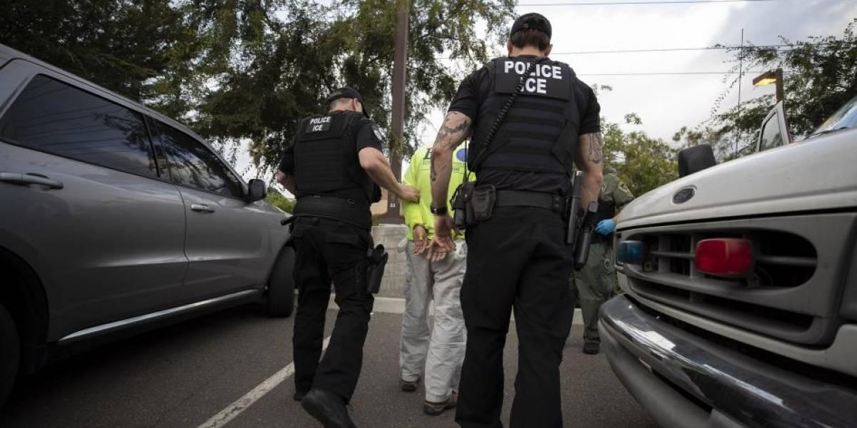 """El impacto en Estados Unidos de las """"deportaciones express"""" de Trump"""