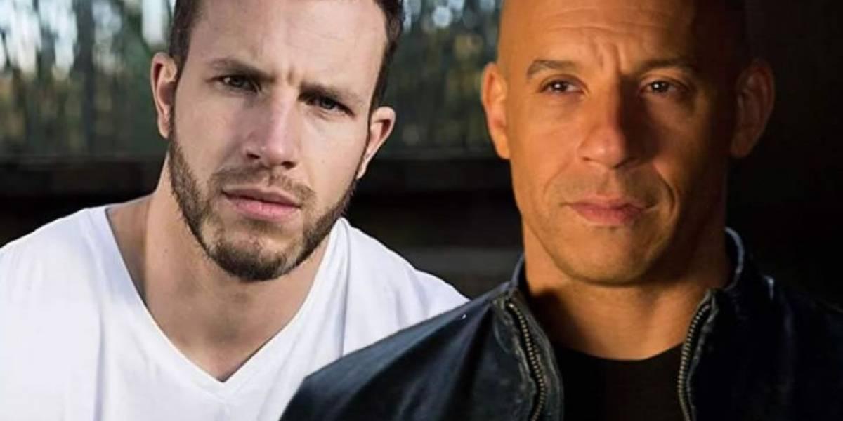 """Doble de Vin Diesel sufre accidente en rodaje de """"Rápido y Furioso 9"""" y queda en coma"""
