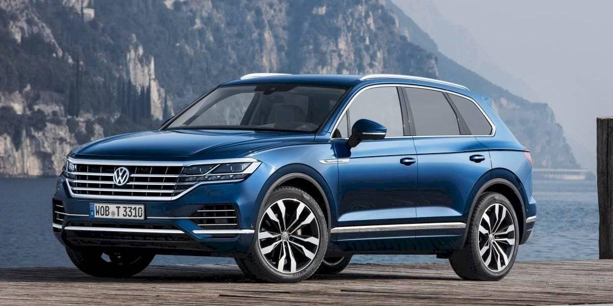 Volkswagen celebra el primer millón de su Touareg con una edición especial