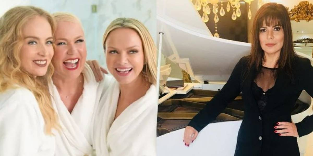Esqueceram de mim! Mara Maravilha diz ter sido excluída de comercial com Xuxa, Angélica e Eliana