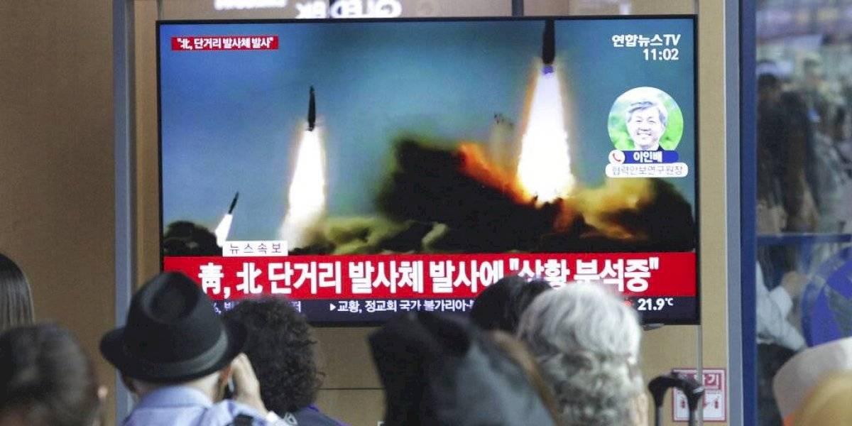 ¿Kim Jong-un volvió a sus andanzas? Corea del Norte dispara dos misiles de corto alcance hacia el mar