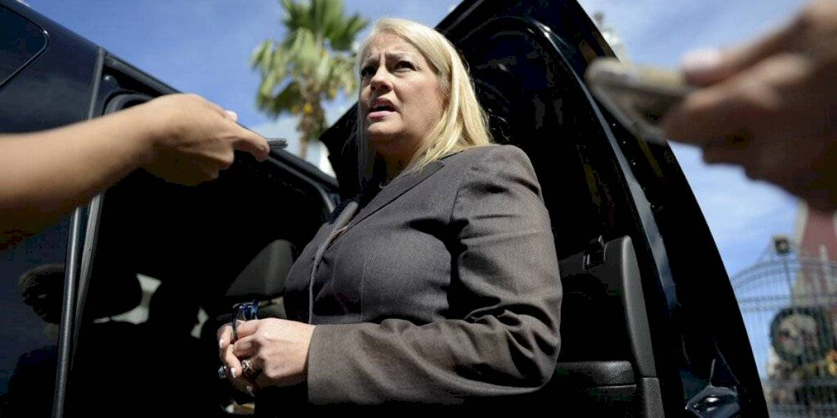 Wanda Vázquez no quiere ser gobernadora