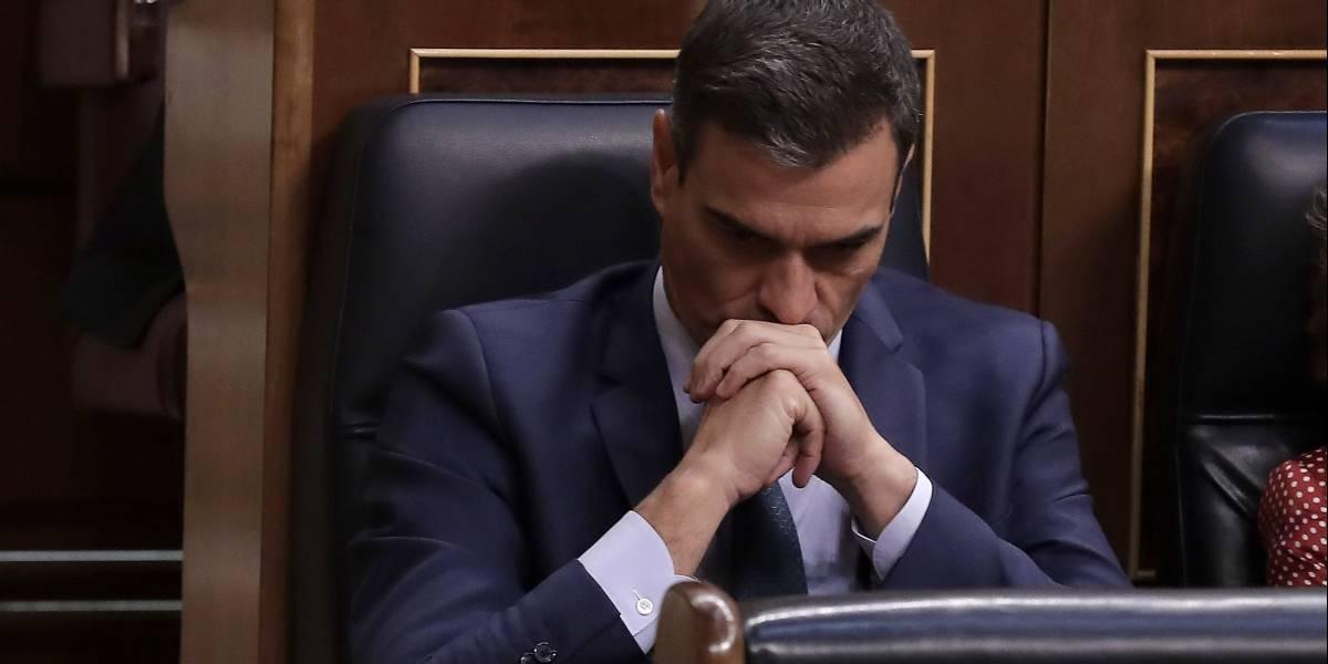 Fracaso de Pedro Sánchez mantiene a España en la inestabilidad política