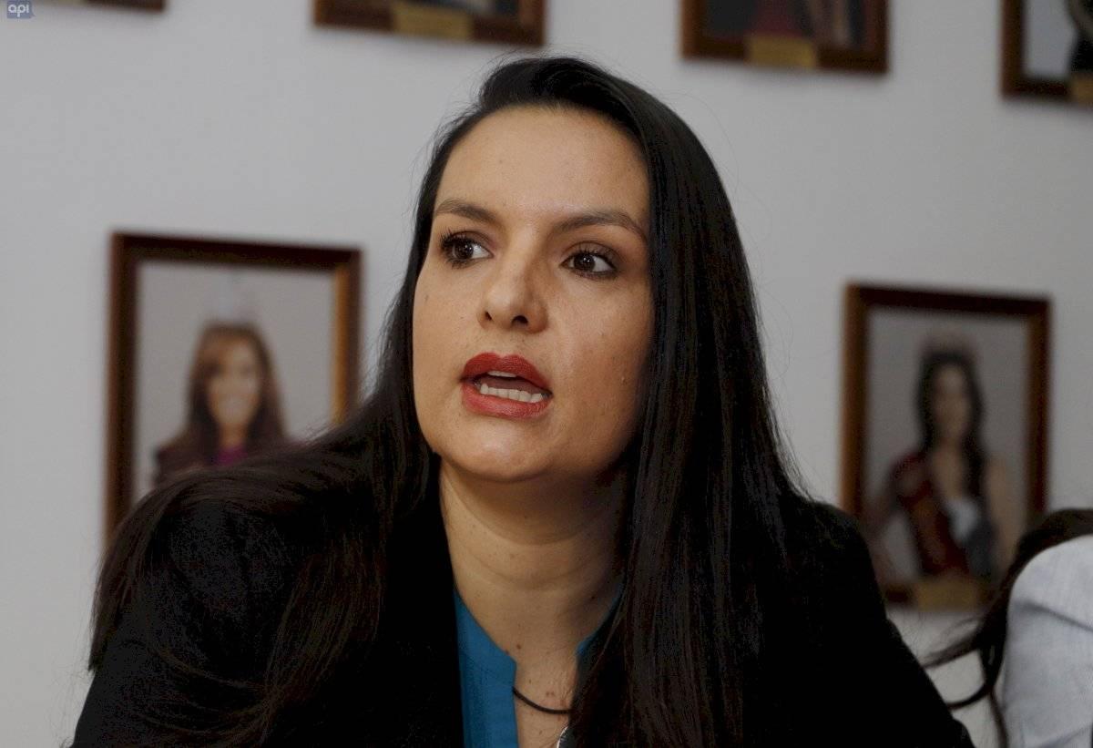 Sofía Arteta, Directora Ejecutiva de la Fundación Reina de Quito API
