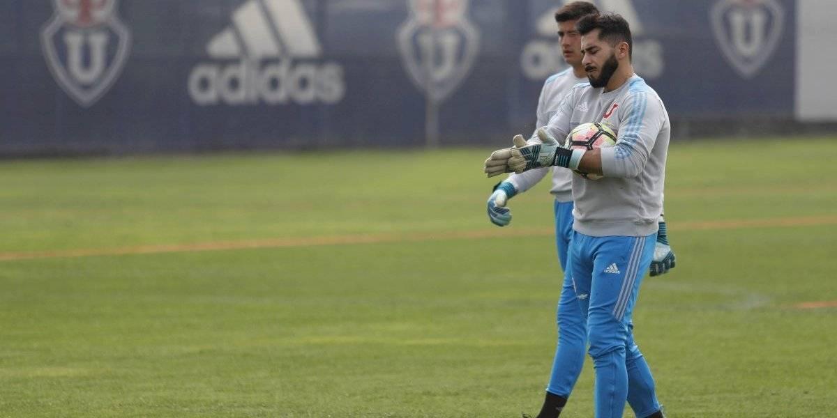 Johnny Herrera y Gonzalo Collao pasan al olvido en la U antes del reinicio del Campeonato Nacional