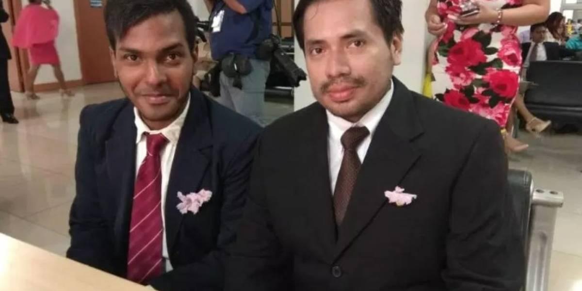 Guayaquil: Este 25 de julio se registró el primer matrimonio entre dos hombres en Ecuador