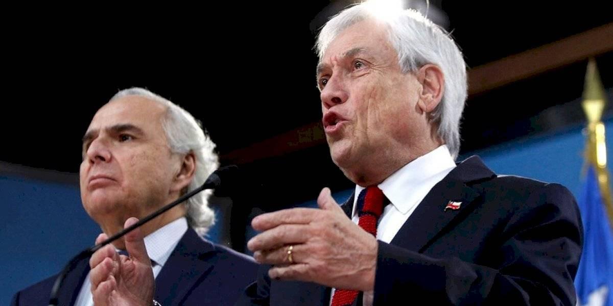 Mandatario condenó atentado a Carabineros: Presidente Piñera convocó a reunión de seguridad
