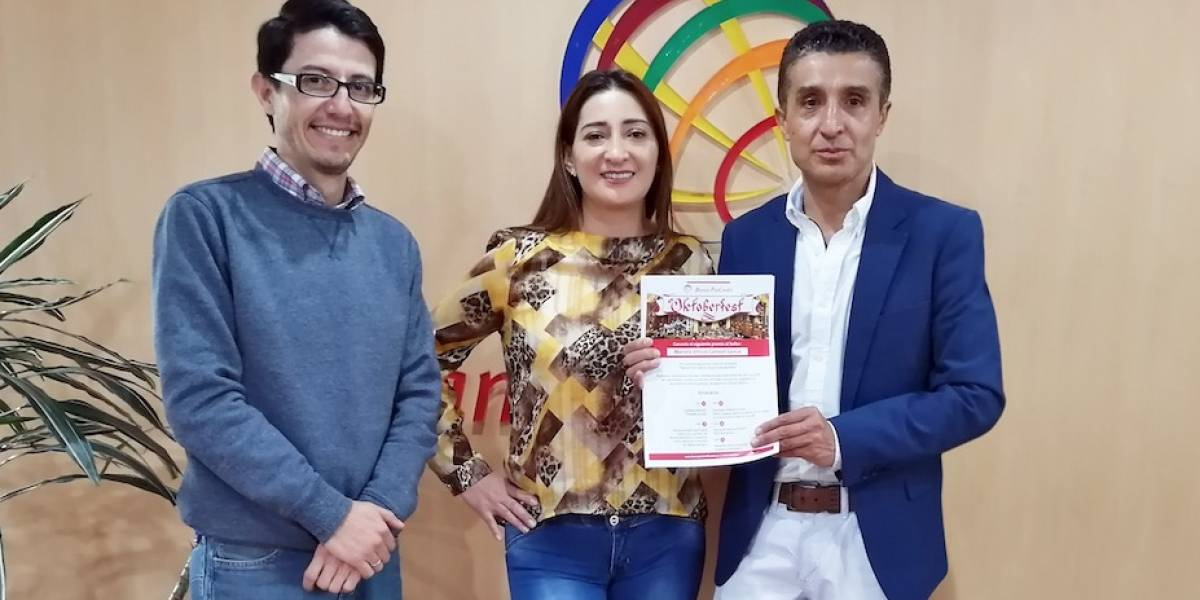 Banco ProCredit premió a sus clientes con un viaje al Oktoberfest 2019