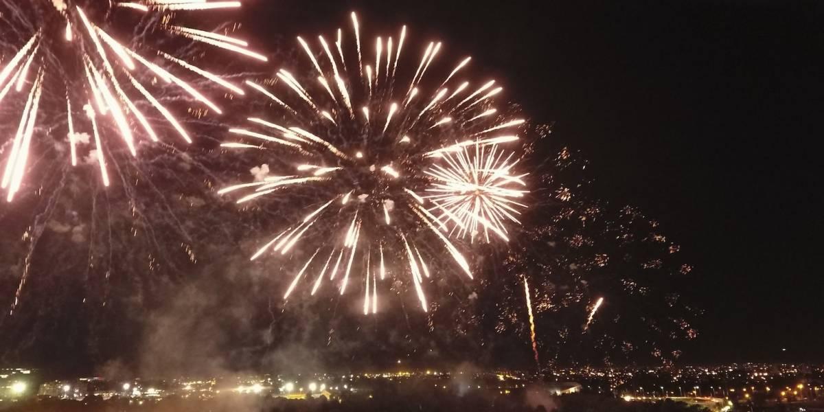 Celebre los 481 años de Bogotá con música y show pirotécnico