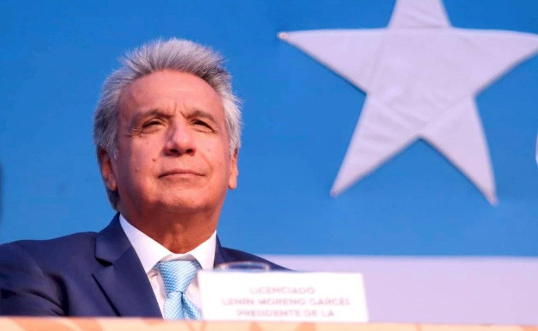 Lenín Moreno anuncia visa para los venezolanos
