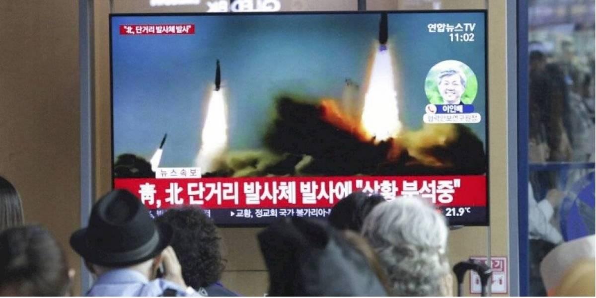 ¿Kim Jong-un volvió a sus andanzas? Corea del Norte disparó dos misiles de corto alcance hacia el mar