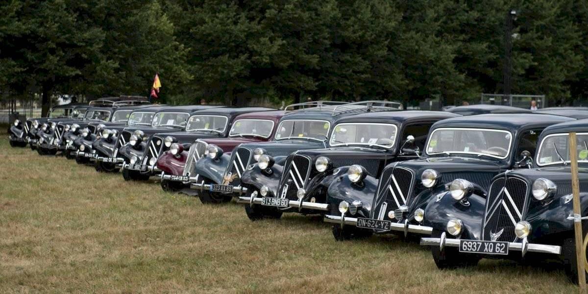 """Citroën hace """"la reunión del siglo"""" para celebrar su centenario"""